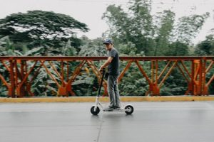 Who to sue for a scooter accident in San Diego?