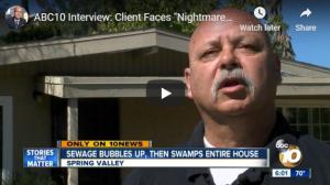 ABC San Diego Sewage leak attorney