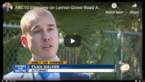 ABC interview Evan Walker Law