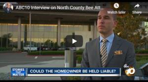 ABC interview homeowner liability san diego Evan Walker attorney