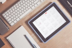 How To Calendar Dates In California Court